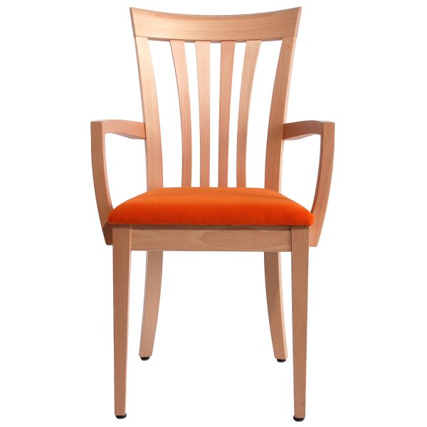 Massivholz Stuhl 1300L-2