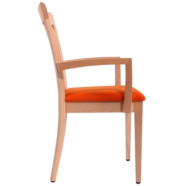 Massivholz Stuhl 1300L-3