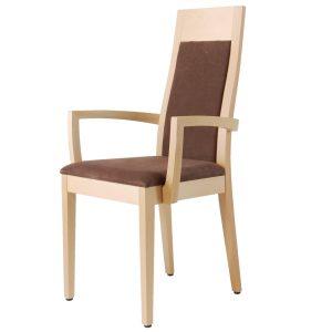 Massivholz Stuhl 1380L-1