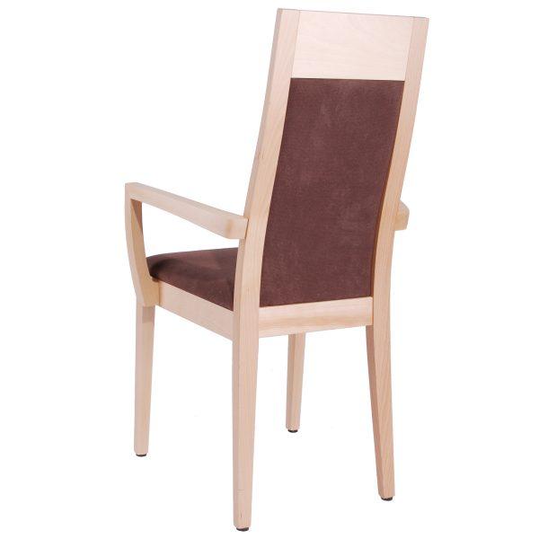 Massivholz Stuhl 1380L-2