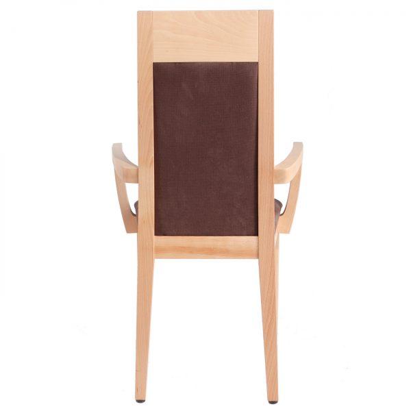 Massivholz Stuhl 1380L-4