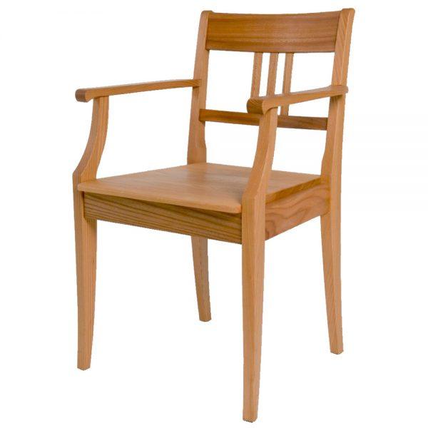 Massivholz Stuhl 1510L-1