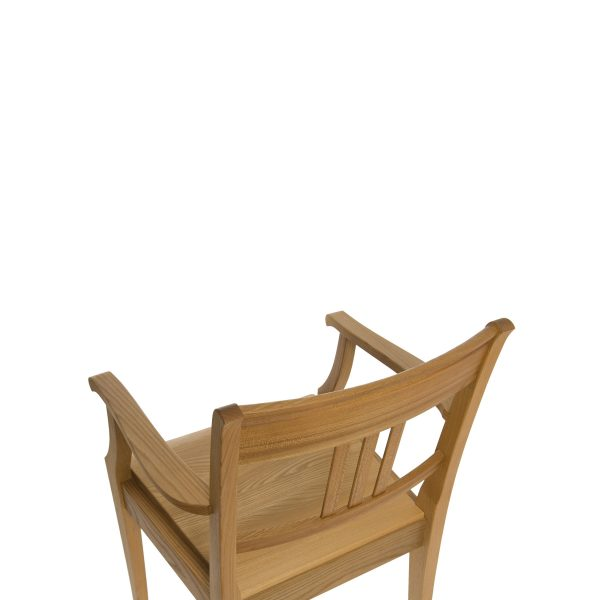 Massivholz Stuhl 1510L-2