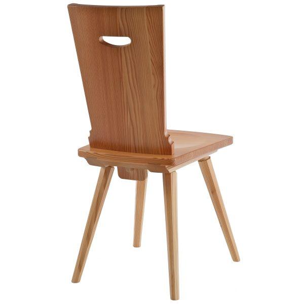 Massivholz Stuhl 1600-3