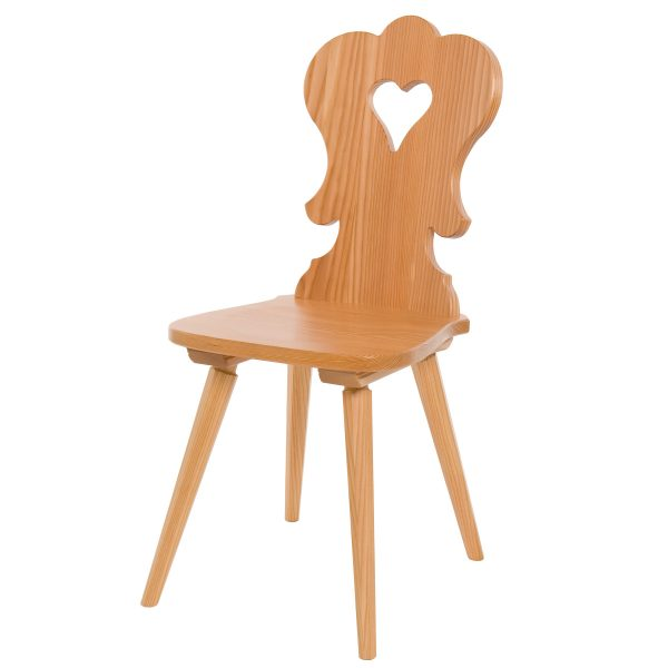 Massivholz Stuhl 1610-1