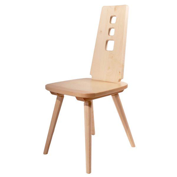 Massivholz Stuhl 1650-1