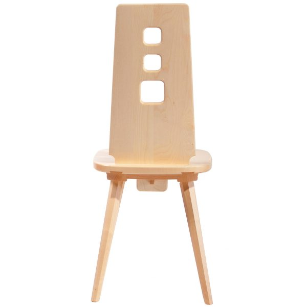 Massivholz Stuhl 1650-3
