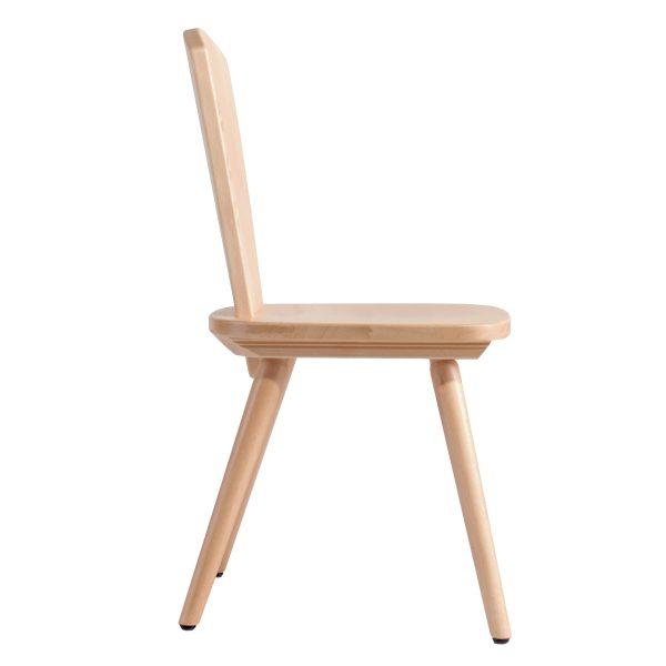Massivholz Stuhl 1660-2