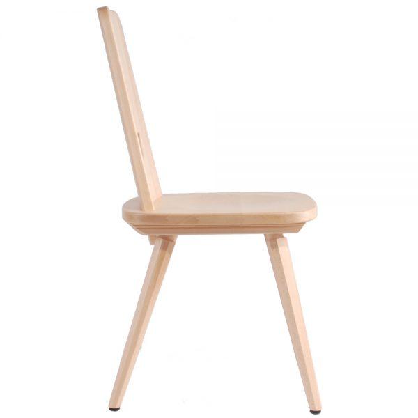 Massivholz Stuhl 1670-1