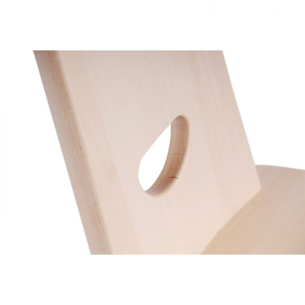 Massivholz Stuhl 1670-3