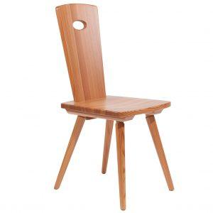 Massivholz Stuhl 1680-1