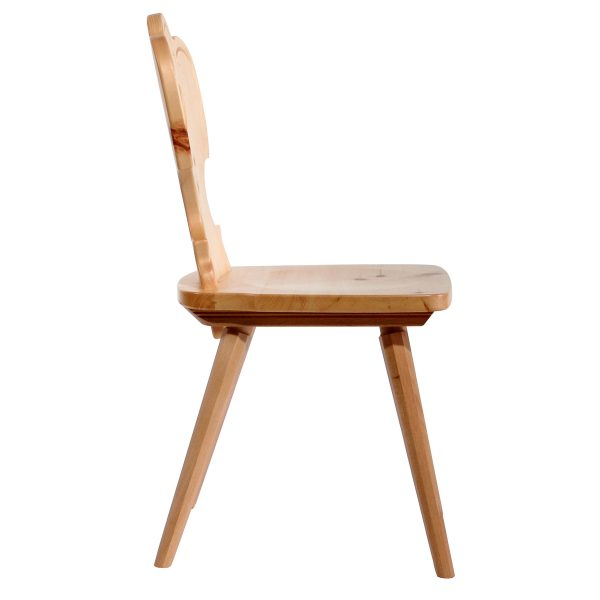 Massivholz Stuhl 1700-2