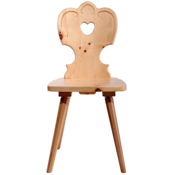 Massivholz Stuhl 1700-4