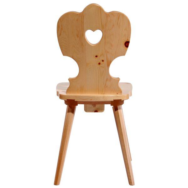 Massivholz Stuhl 1700-5