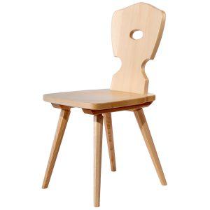 Massivholz Stuhl 1710-1
