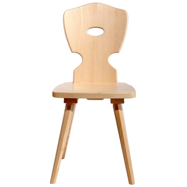 Massivholz Stuhl 1710-2