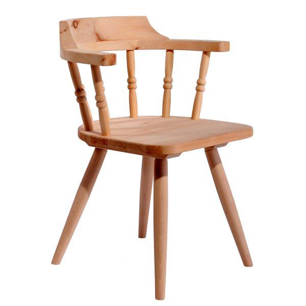 Massivholz Stuhl 1720-1