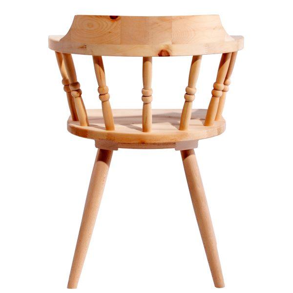 Massivholz Stuhl 1720-3