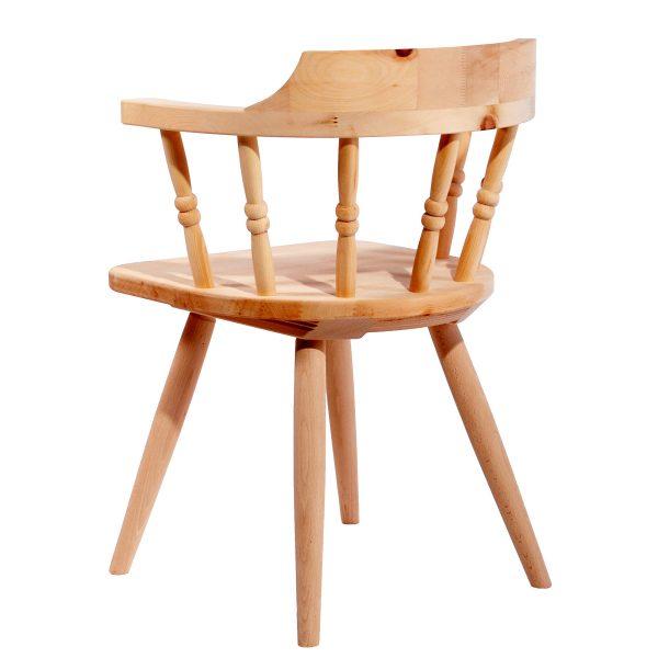 Massivholz Stuhl 1720-4
