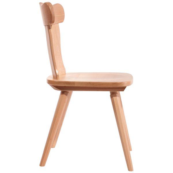 Massivholz Stuhl 1730-3