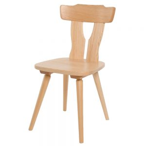 Massivholz Stuhl 1740-1