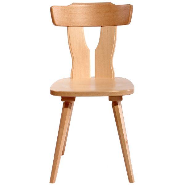 Massivholz Stuhl 1740-2