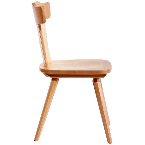Massivholz Stuhl 1740-3