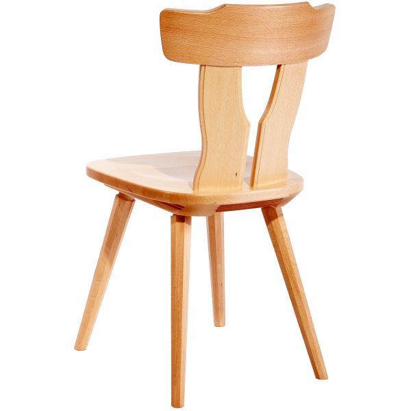 Massivholz Stuhl 1740-4