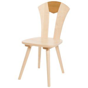Massivholz Stuhl 1750-1