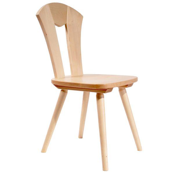 Massivholz Stuhl 1750-2