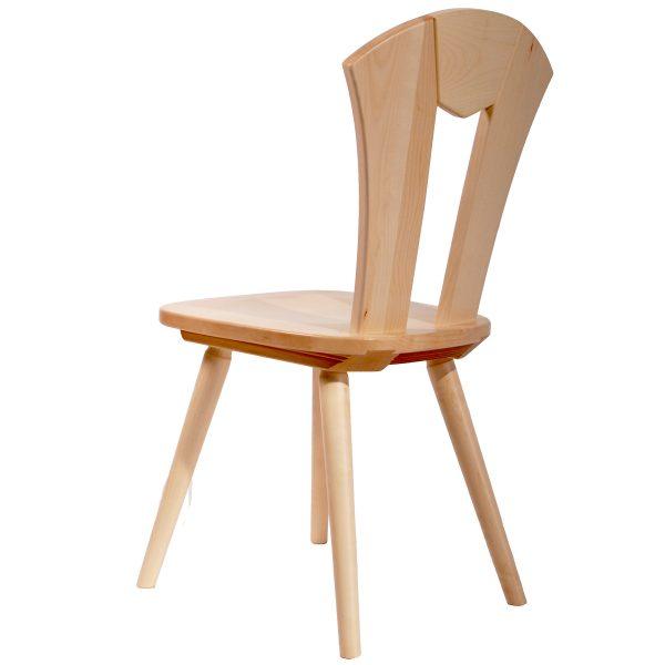 Massivholz Stuhl 1750-5