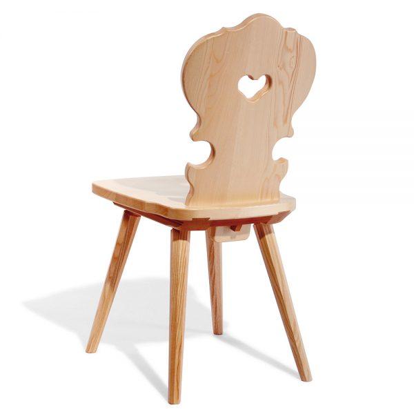 Massivholz Stuhl 1760-2