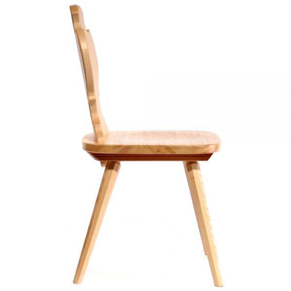 Massivholz Stuhl 1760-3
