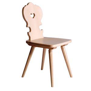 Massivholz Stuhl 1770-1