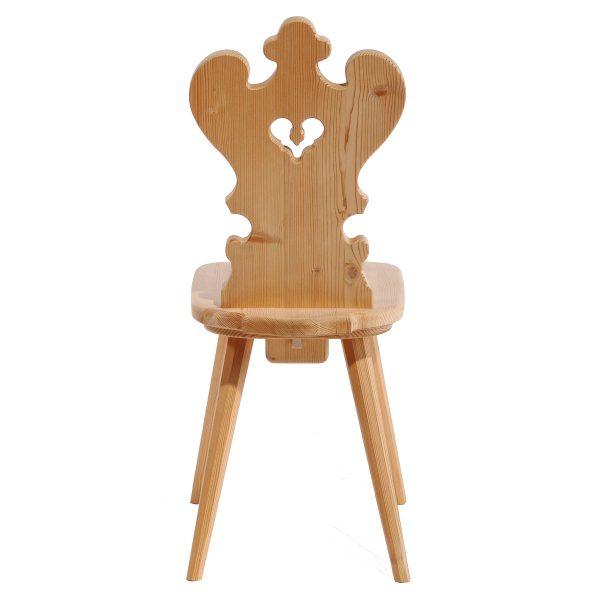 Massivholz Stuhl 1780-2