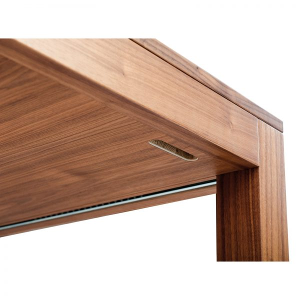 Ausziehbare Massivholz Tisch 18000-6