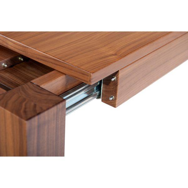 Ausziehbare Massivholz Tisch 18000-7