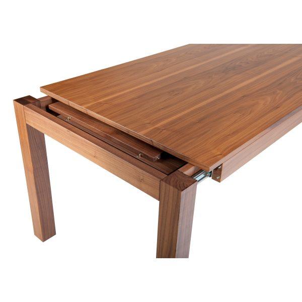 Ausziehbare Massivholz Tisch 18000-8