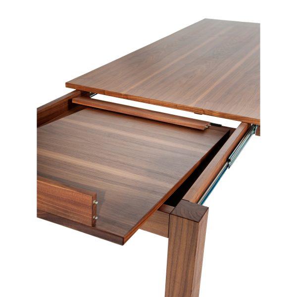 Ausziehbare Massivholz Tisch 18000-9