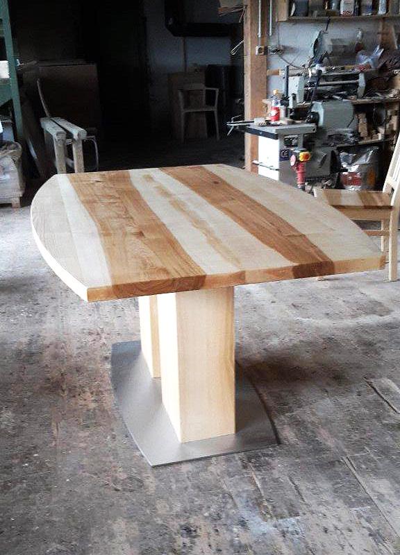Massivholz Tisch 20100-1