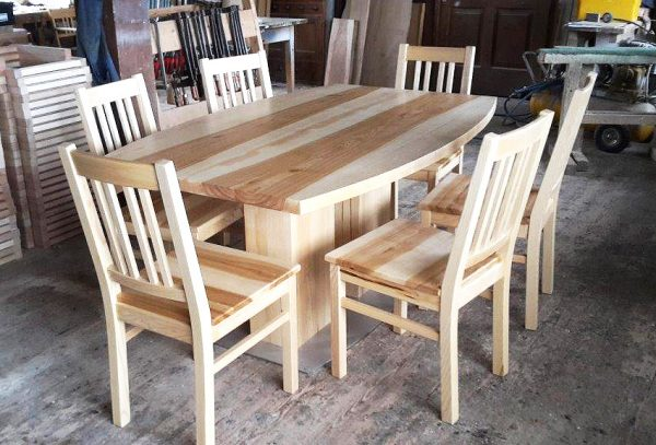 Massivholz Tisch 20100-3