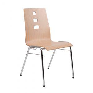 Stapelbarer Stuhl 2520-1