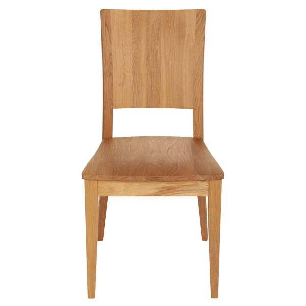 Stuhl Eiche massiv, geölt 900-2